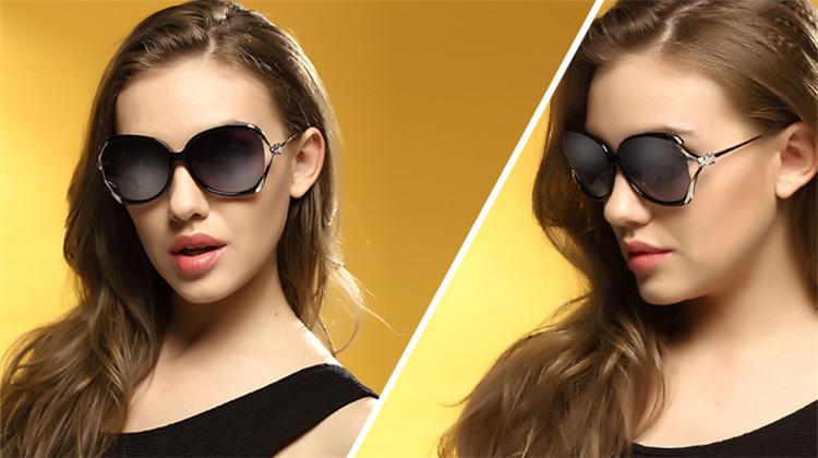 什么墨镜显脸小 不同脸型适合什么墨镜