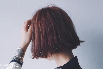 鲍伯头发型怎么打理好看?鲍伯头的5种打理方法