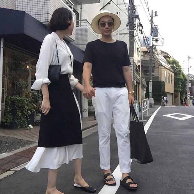 韩国服装搭配图片 韩国情侣装搭配图片 5种韩国情侣的穿搭