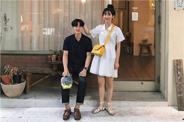 韩国情侣装搭配图片 5种韩国情侣的穿搭
