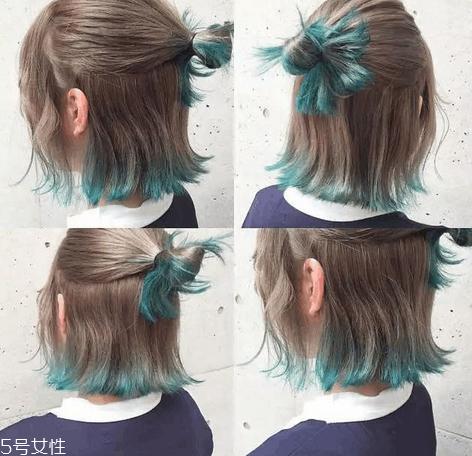 漂染头发怎么护理怎么保养好