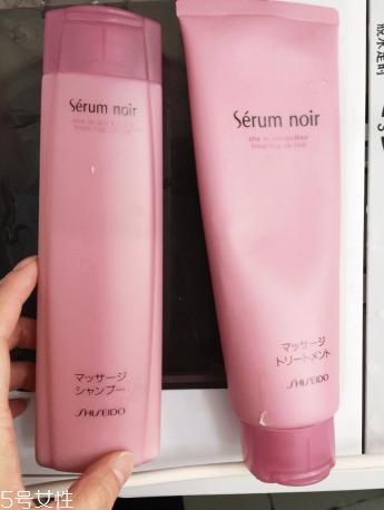 资生堂洗发水孕妇可以用吗