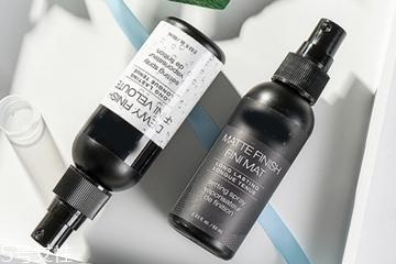 nyx定妆喷雾黑白区别 适合不同肤质
