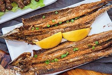 秋刀鱼的食用禁忌 秋刀鱼在食用中应该注意什么