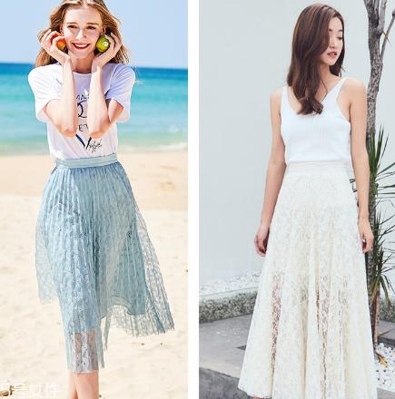 夏天穿什么面料裙子好看 展现你的温柔气质
