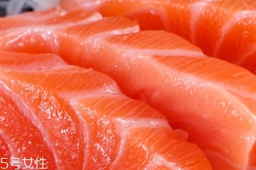 三文鱼为什么可以生吃