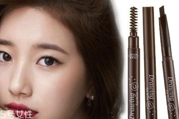 眉笔颜色怎么和妆容搭配 日韩妆以浅色系为主