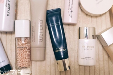 敏感肌肤怎么挑妆前乳 质地和成分是关键