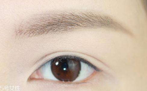 今年流行什么眉形 超实用的眉毛画法大全