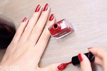 指甲油是化妆品吗 属于哪个类别