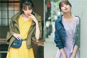 连衣裙长裙有哪些穿法 夏季连衣裙的5种搭配法