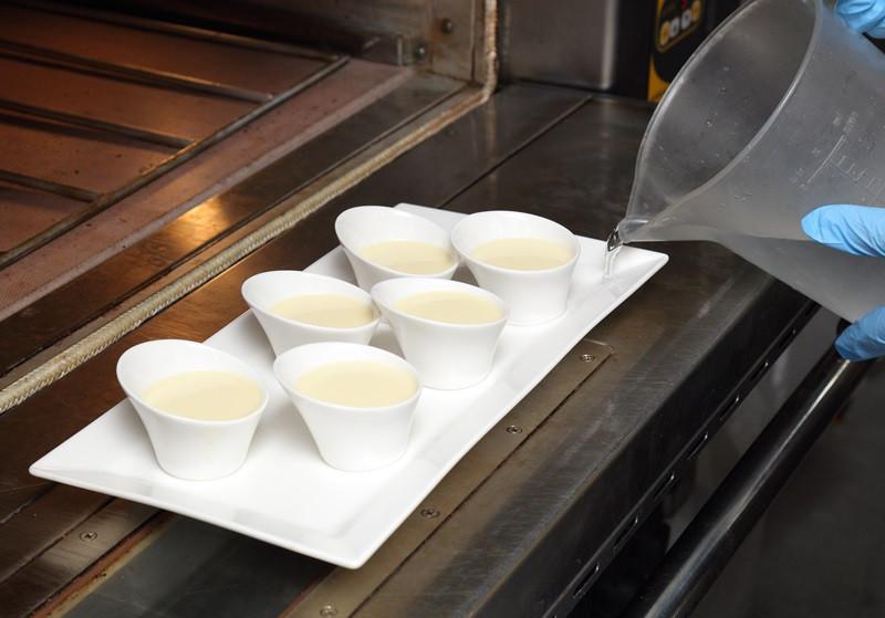 芒果椰奶布丁的做法 在家自制教程