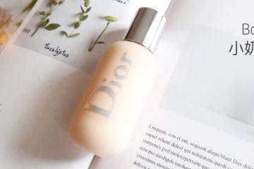 迪奥小奶瓶粉底液干吗 dior小奶瓶粉底液适合肤质