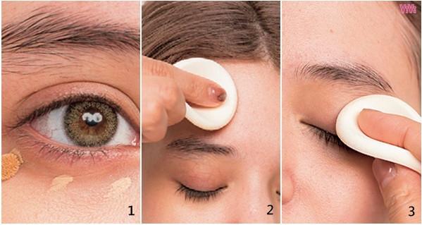 不同底妆妆感的正确步骤 三大底妆妆感画法
