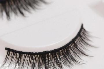 假睫毛动物毛和人工毛哪种好 2种材质大pk