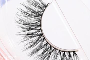 真人毛假睫毛的优缺点 易导致眼部发炎