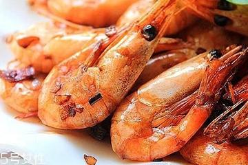 北极虾的宜忌人群 一般人均可食用