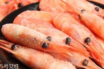 北极虾能常吃吗 适可而止