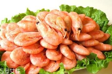 北极虾的热量 低热量高蛋白