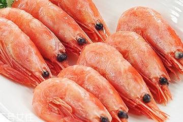 北极虾是什么味道的 甜甜的北极虾