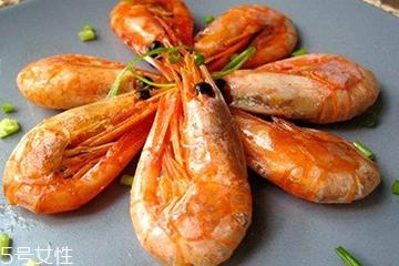 北极虾是发物吗 北极虾是发物