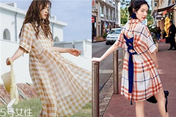 微胖女孩适合什么裙子 你穿对了吗
