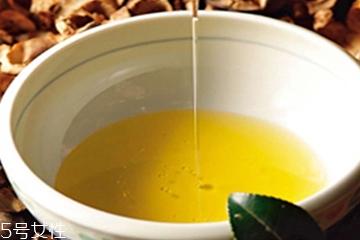 茶油的储存图片