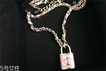 香奈儿锁头项链多少钱 时髦人士都爱它