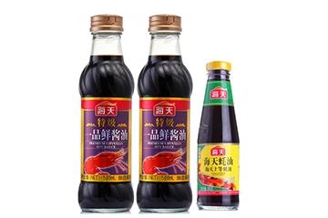 蚝油和酱油的区别 制作原料不同