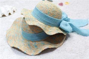 草帽是什么材质 原材料小课堂