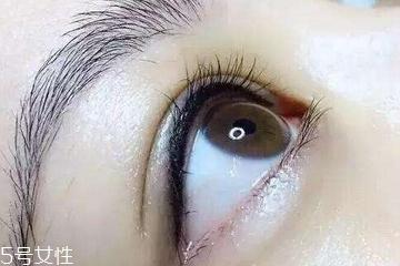 美瞳线要补色吗 这个是需要的