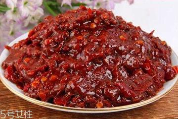 豆瓣酱的热量 豆瓣酱会让人长胖吗