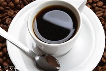 黑咖啡减肥正确喝法 黑咖啡减肥法