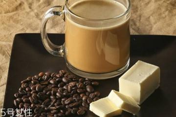 一杯防弹咖啡热量 热量并不低