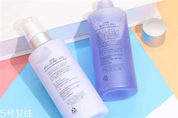 德妃紫苏水乳适合年龄 限量明星产品
