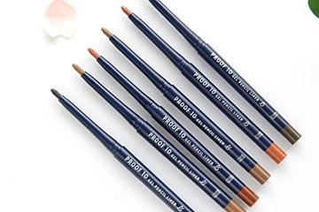 画眼线用什么画最好 7个维度考察3种热门眼线产品
