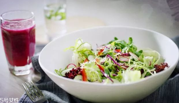 减肥饮食注意什么 减肥饮食食谱