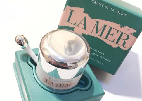 lamer眼霜使用手法图片