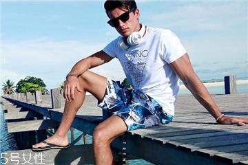 沙滩裤和游泳裤的区别 不要弄混了