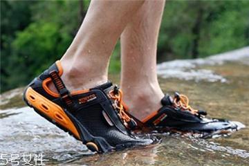 溯溪鞋是什么意思 运动鞋的一种