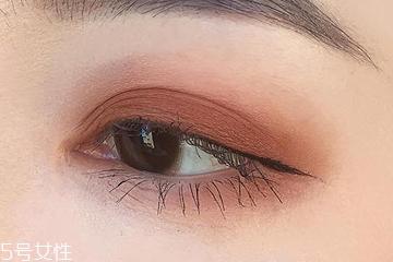 哑光眼影是什么意思 单眼皮肿眼泡的最爱