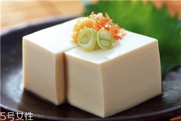豆腐宜搭配什么 营养更美味