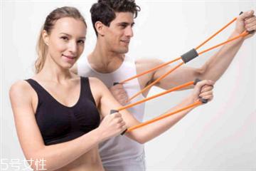拉力绳减肥瘦哪里 拉力绳的作用