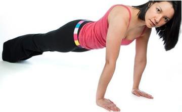 俯卧撑的正确做法 俯卧撑的正确姿势