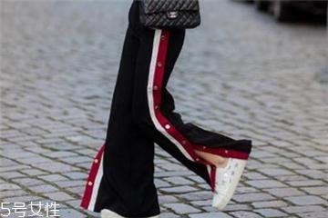 什么样的夹克搭配劈腿裤比阔腿裤酷