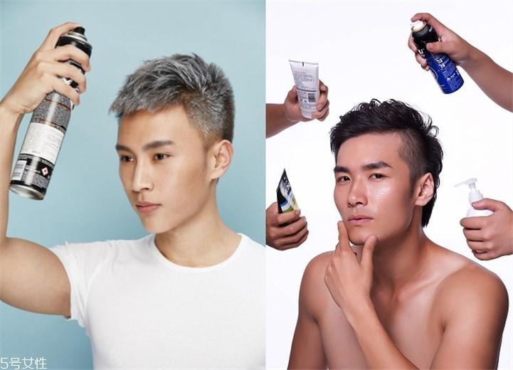男生烫发有几种烫法 3种基础烫发要了解