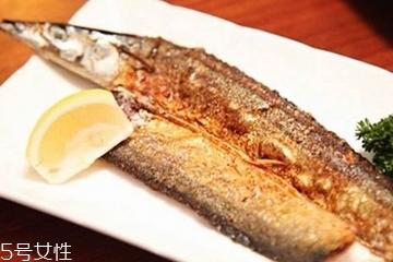 秋刀鱼为什么没有活的 生活习性使然