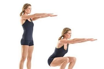 深蹲能瘦腿吗 这样的深蹲方式更瘦腿