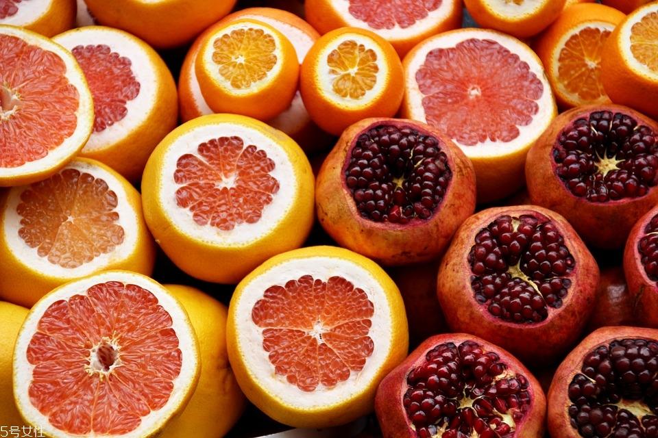 蔬菜水果的颜色就能看出营养价值