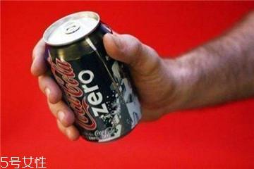 零度可乐为什么甜 零卡饮料好吗